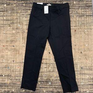 H&M black slacks. NWT
